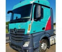 Mercedes Benz Actros MP4 450 cp Euro 5
